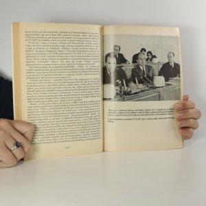antikvární kniha Paměti Vasila Biľaka. Unikátní svědectví ze zákulisí KSČ (II. díl), neuveden