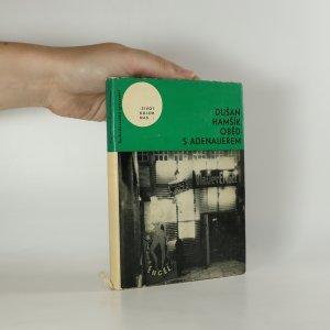 náhled knihy - Oběd s Adenauerem