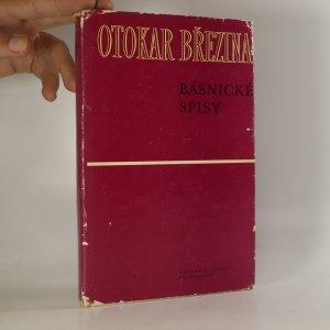 náhled knihy - Básnické spisy