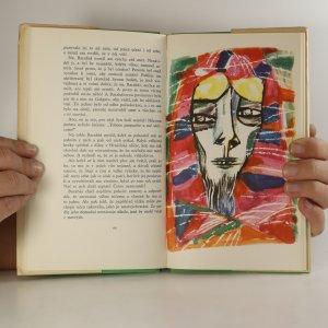 antikvární kniha Barabáš, 1970