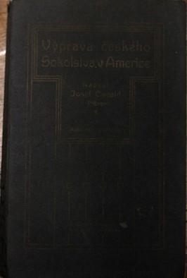 náhled knihy - Výprava českého Sokolstva v Americe