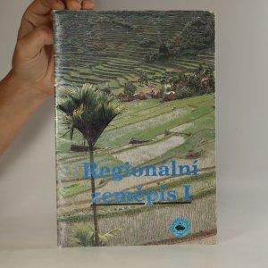 náhled knihy - Regionální zeměpis I.