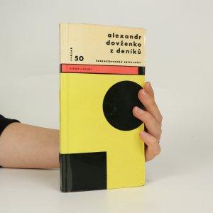 náhled knihy - Z deníků