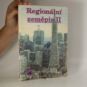 náhled knihy - Regionální zeměpis II.