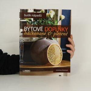 náhled knihy - Bytové doplňky. Háčkované & pletené