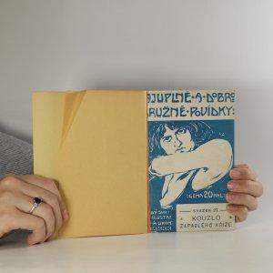 antikvární kniha Kouzlo zapadlého kříže, neuveden