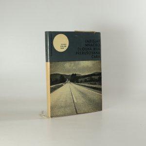 náhled knihy - Dlouhá bílá přerušovaná čára