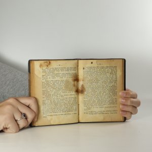 antikvární kniha Záhadný dobrodinec, 1922