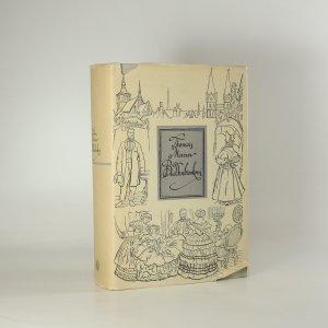 náhled knihy - Buddenbrookovi