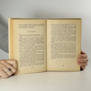antikvární kniha Buddenbrookovi, 1955
