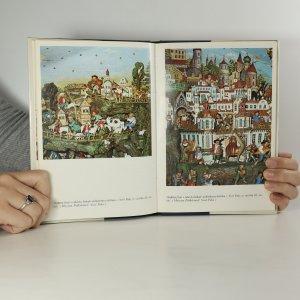 antikvární kniha Lidové betlémy v Čechách a na Moravě, 1987