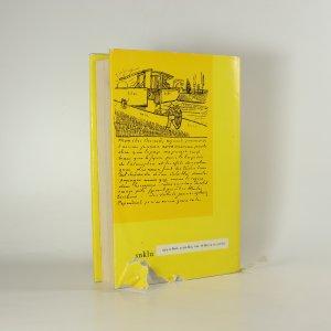 antikvární kniha Žízeň po životě, 1963