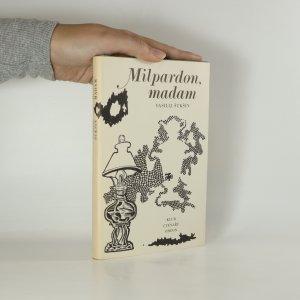 náhled knihy - Milpardon, madam