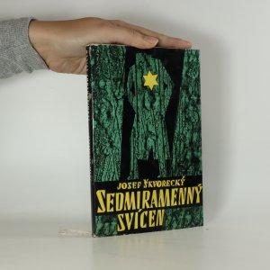 náhled knihy - Sedmiramenný svícen