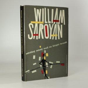náhled knihy - Odvážný mladý muž na létající hrazdě