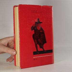 antikvární kniha Vzpomínky staré paruky. Volné, velmi volné převyprávění Pamětí Carla Goldoniho., 1966