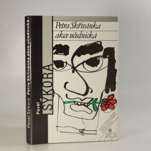 náhled knihy - Petra Skřivánka akce učednická