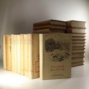 náhled knihy - Dílo Aloise Jiráska (31 svazků)