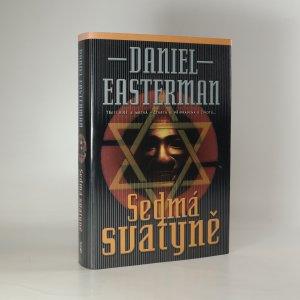 náhled knihy - Sedmá svatyně