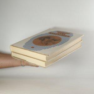antikvární kniha Anna Kareninová (2 svazky, komplet), 1973