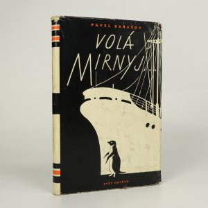 náhled knihy - Volá Mirnyj