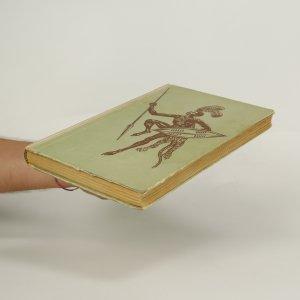 antikvární kniha Přítel domorodců , 1954