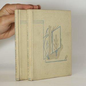 náhled knihy - Příběh Jana Osmerky, kasaře. I. - II. díl (2 svazky)