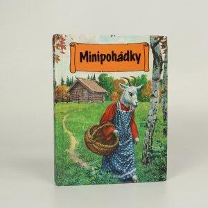 náhled knihy - Minipohádky