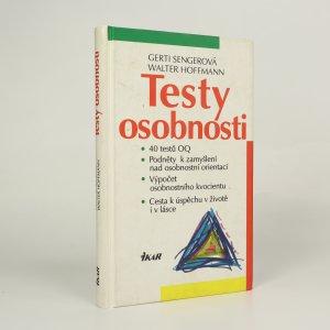 náhled knihy - Testy osobnosti