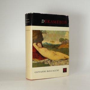 náhled knihy - Dekameron