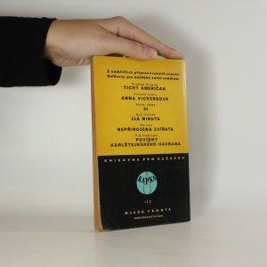 antikvární kniha Povídky, 1957