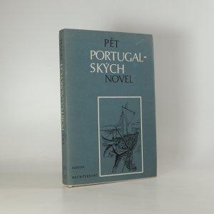 náhled knihy - Pět portugalských novel