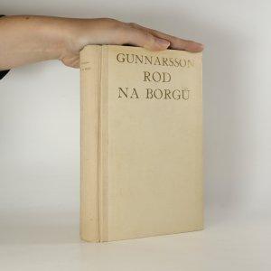 náhled knihy - Rod na Borgu 1. a 2. díl (2 knihy v jednom svazku)