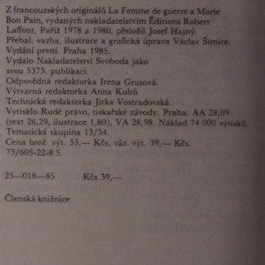antikvární kniha Dlouhé čekání (1. a 2. díl, 1 svazek), 1985