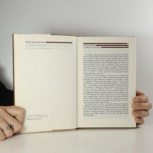 antikvární kniha Egypťan Sinuhet, 1989