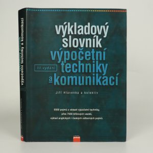 náhled knihy - Výkladový slovník výpočetní techniky a komunikací