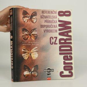 náhled knihy - CorelDRAW 8. Referenční uživatelská příručka doporučená výrobcem.