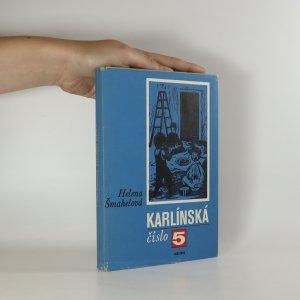 náhled knihy - Karlínská 5