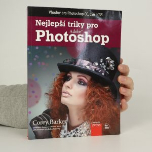 náhled knihy - Nejlepší triky pro Photoshop
