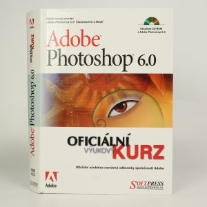 náhled knihy - Adobe Photoshop 6.0. Oficiální výukový kurz. (Bez CD)