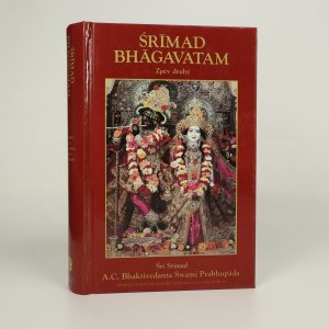 náhled knihy - Śrīmad Bhāgavatam