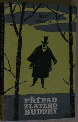 náhled knihy - Případ zlatého Buddhy : detektivní příběh