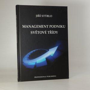 náhled knihy - Management podniku světové třídy