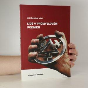 náhled knihy - Lidé v průmyslovém podniku