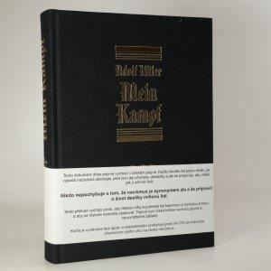 náhled knihy - Mein Kampf. Můj boj.