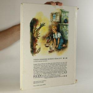 antikvární kniha Týden pohádek Boženy Němcové, 1996