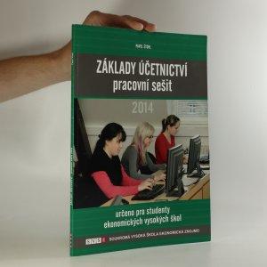 náhled knihy - Základy účetnictví. Pracovní sešit