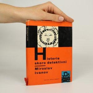 náhled knihy - Historie skoro detektivní