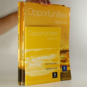 náhled knihy - Opportunities. Begginer. Students' Book. Language Powerbook. Mini-Dictionary. (ve 3 svazcích)