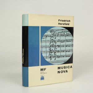 náhled knihy - Musica nova